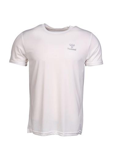 Hummel Erkek Tişört Alvaros 910955-9003 Beyaz